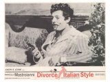 Divorce Italian Style, 1962 Posters