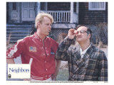 Neighbors, 1981 Premium Giclee Print