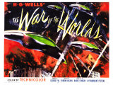 The War of the Worlds, 1953 Giclee Print