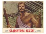 Gladiators 7, 1963 Giclee Print