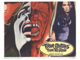 Terror Creatures From The Grave, 1966 Art