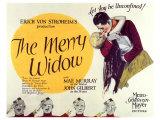 Merry Widow, 1925 Giclee Print