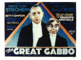 The Great Gabbo, 1929 Giclee Print