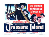 Treasure Island, 1950 Art