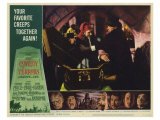 The Comedy of Terrors, 1964 Print