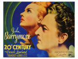 20th Century, 1934 Giclee Print
