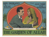 The Garden of Allah, 1927 Prints