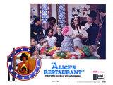 Alice's Restaurant, 1969 Umělecké plakáty