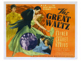 The Great Waltz, 1938 Giclee Print