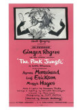 The Pink Jungle Posters