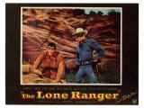 The Lone Ranger, 1956 Lámina