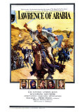 Lawrence of Arabia, 1963 Julisteet