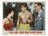 The Girl Who Had Everything, 1953 Prints