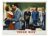 Dream Wife, 1953 Posters
