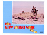 For a Few Dollars More, 1966 Posters