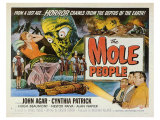 The Mole People, 1956 Kunstdruck