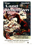 The Land Unknown, 1957 Reprodukce
