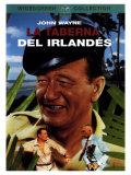 Donovan's Reef, Spanish Movie Poster, 1963 Poster