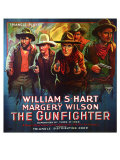 The Gunfighter, 1917 Giclee Print