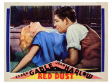 Red Dust, 1932 Giclee Print