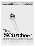 The Searchers, 1956 Planscher