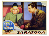 Saratoga, 1937 Posters