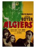 Algiers, 1938 Giclée-tryk