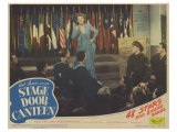 Stage Door Canteen, 1943 Art