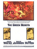 Green Berets, 1968 Posters