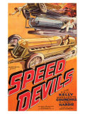 Speed Devils, 1935 Prints