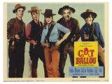 Cat Ballou, 1965 - Reprodüksiyon