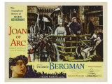 Joan of Arc, 1948 Poster