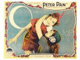 Peter Pan, 1924 Giclee Print