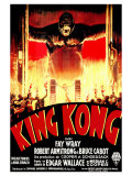 King Kong Reproduction procédé giclée