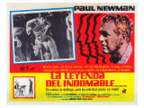 Cool Hand Luke, Mexican Movie Poster, 1967 Giclee Print