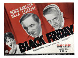 Black Friday, 1949 Posters