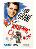 Arsenic and Old Lace, 1944 Affiches