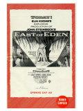 East of Eden, 1955 Prints