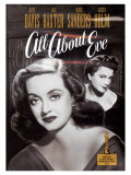 All About Eve, 1950 Gicleetryck