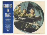 Conquest of Space, 1955 Giclée-Druck