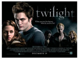 Twilight, UK Movie Poster, 2008 Premium Giclee Print