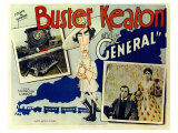 The General, 1927 Giclee Print