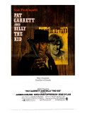 Pat Garrett and Billy the Kid, 1973 Premium Giclee Print