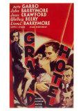 Grand Hotel, 1932 Premium Giclee Print