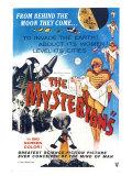 The Mysterians, 1959 Kunstdrucke