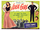 Idea Girl, 1946 Giclee Print