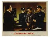 Jailhouse Rock, 1957 Poster