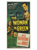 The Woman in Green, 1945 Art