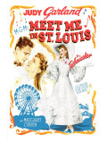 Meet Me in St. Louis, 1944 Premium Giclee Print