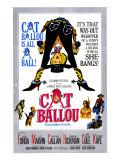 Cat Ballou, 1965 Plakater